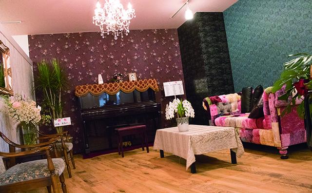 魔女の小部屋